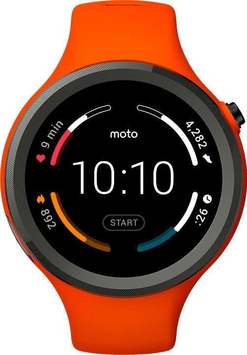 Xiaomi Mi Watch vs Motorola Moto 360 Sport