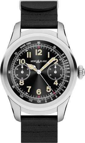 Apple Watch Series 5 GPS Aluminium Case 44mm vs Montblanc Summit