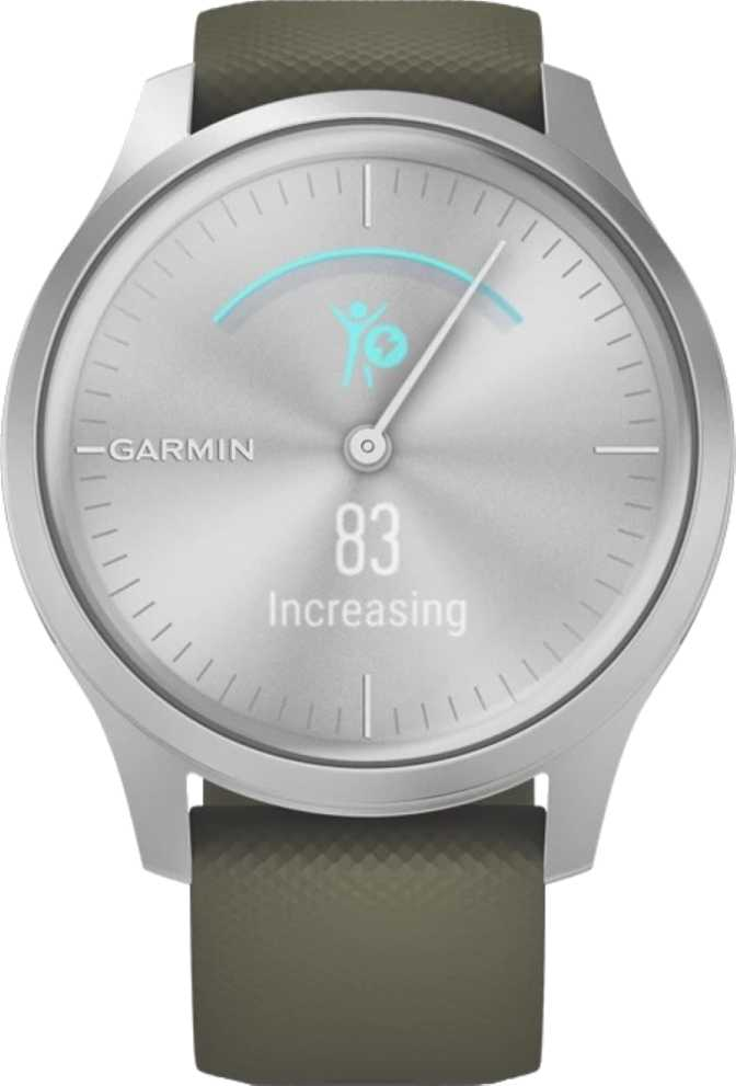 Garmin Vivomove HR vs Garmin Vivomove Style
