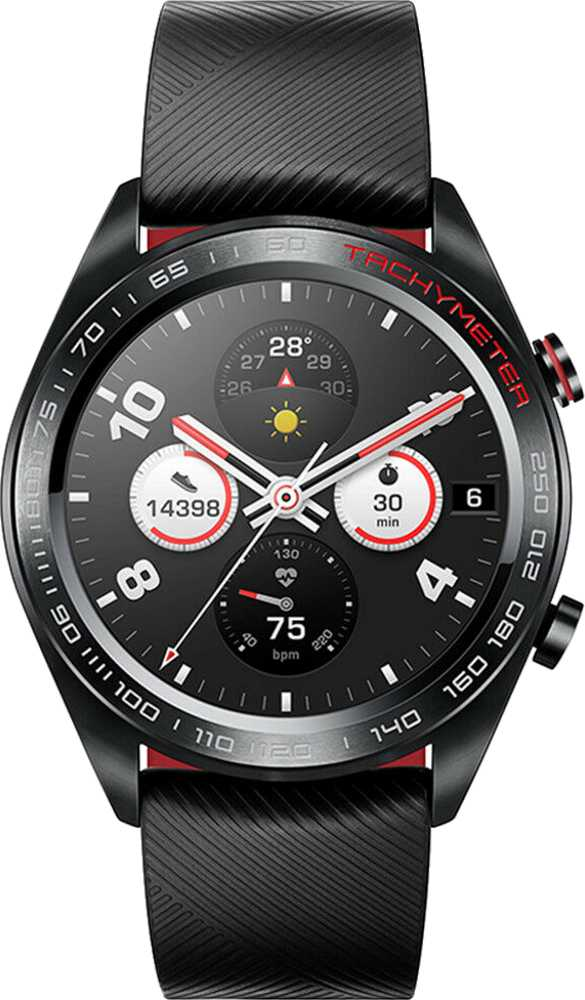 Huawei Watch 2 (2018) vs Huawei Honor Watch Magic