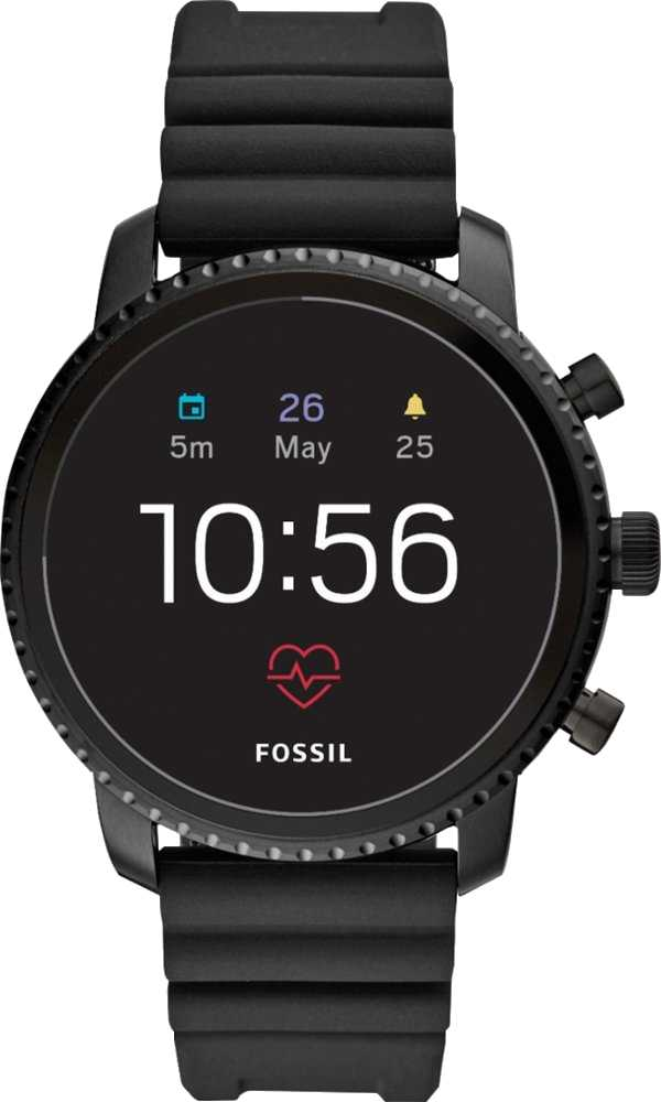 Fossil Q Explorist Gen 4 vs Huawei Watch GT 2 46mm