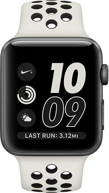 Samsung Galaxy Watch Active2 LTE Aluminium 44mm vs Apple Watch NikeLab