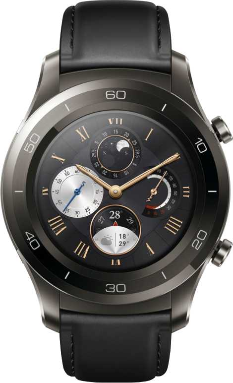Huawei Watch 2 (2018) vs Huawei Watch 2 Classic