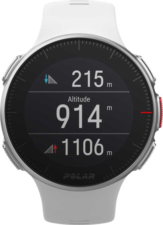 Polar Vantage V (medium / large) vs Huawei Watch GT 2 46mm