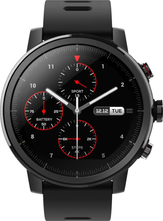Amazfit Stratos Plus vs Huawei Watch GT 2 Pro