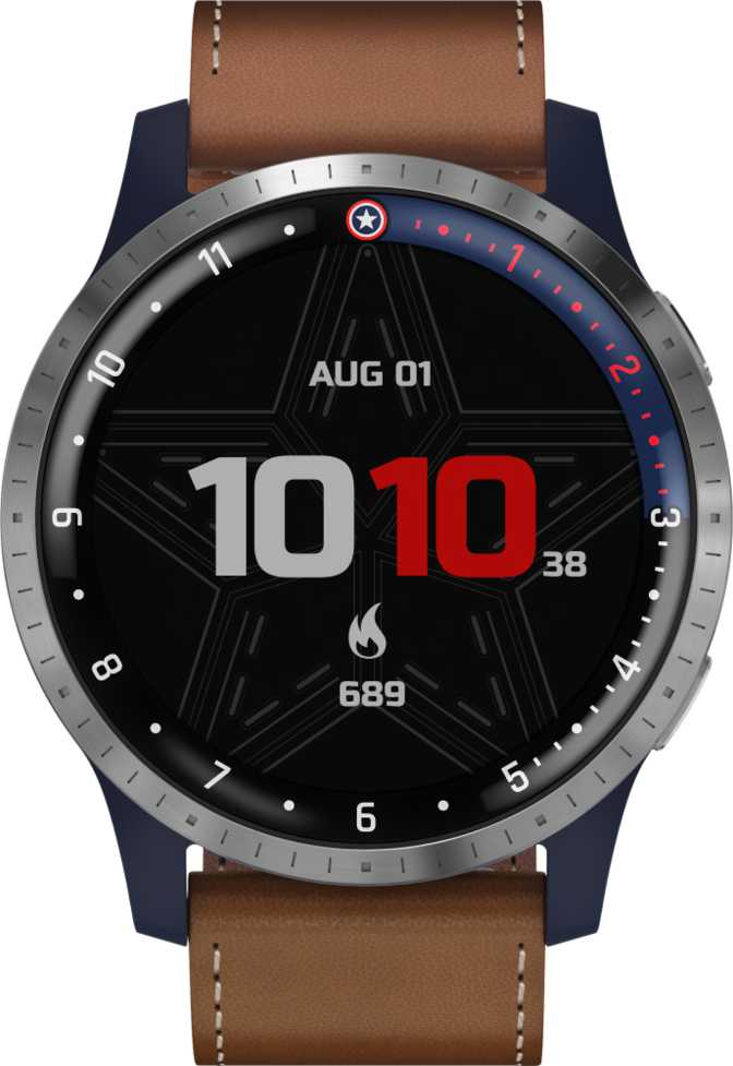 Huawei Watch 2 vs Garmin Legacy Hero First Avenger