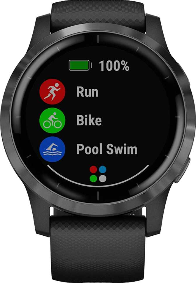 Garmin Vivoactive 4 vs Huawei Watch GT 2 Pro