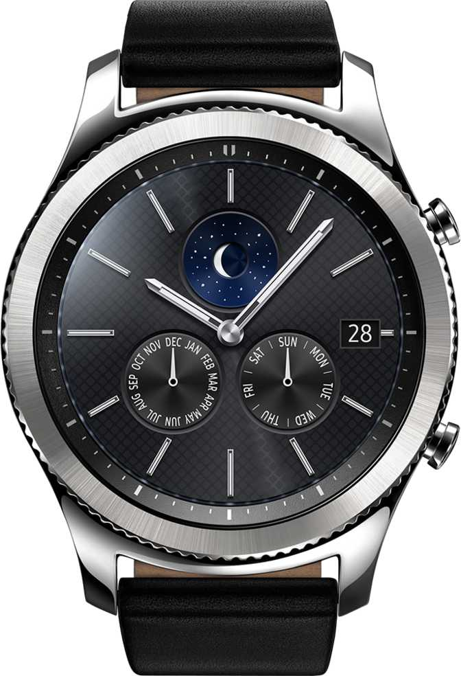 Samsung Gear S3 Classic LTE vs Huawei Watch GT 2e