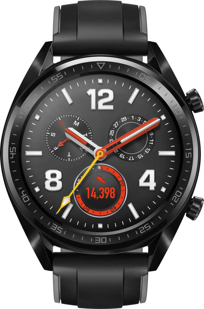 Samsung Galaxy Watch vs Huawei Watch GT