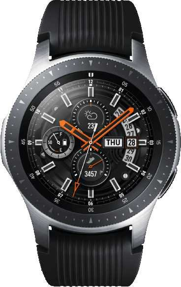 Samsung Galaxy Watch vs Huawei Watch 2