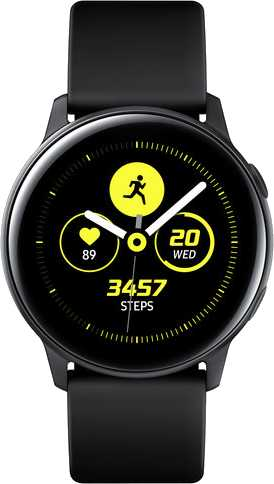 Huawei Watch Fit vs Samsung Galaxy Watch Active