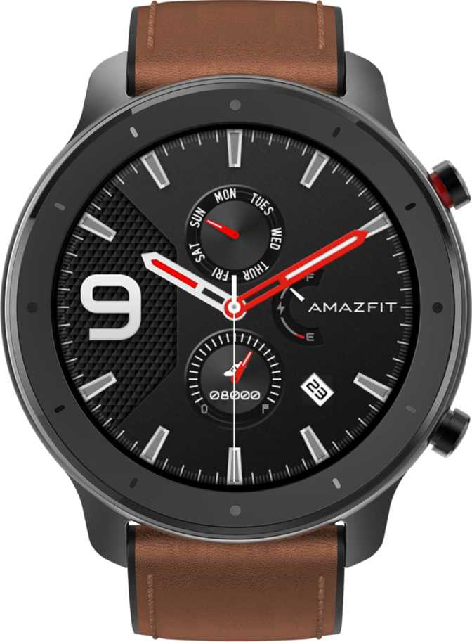 Samsung Galaxy Watch Active2 LTE Aluminium 44mm vs Amazfit GTR