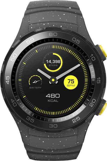 Samsung Galaxy Watch Active2 Aluminium 44mm vs Huawei Watch 2