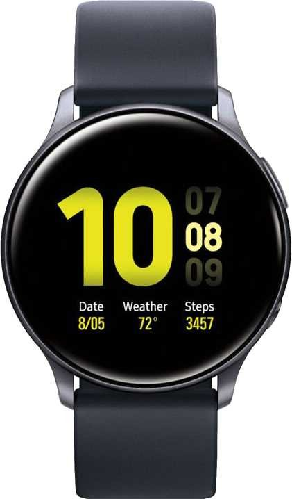 Garmin Legacy Hero Captain Marvel vs Samsung Galaxy Watch Active2 Aluminium 44mm