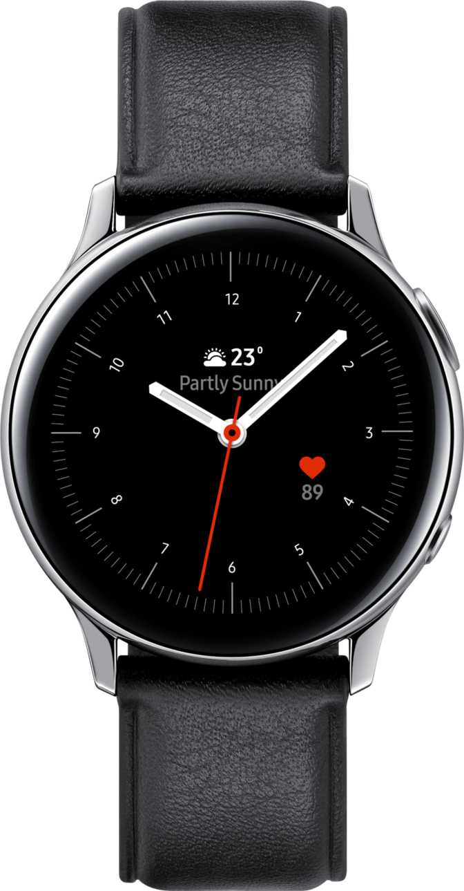 Samsung Galaxy Watch Active2 Aluminium 44mm vs Samsung Galaxy Watch Active2 Stainless Steel 44mm