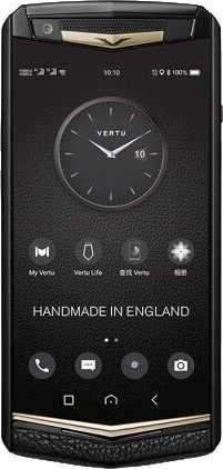 Samsung Galaxy Ace 2 vs Vertu Aster P Gothic