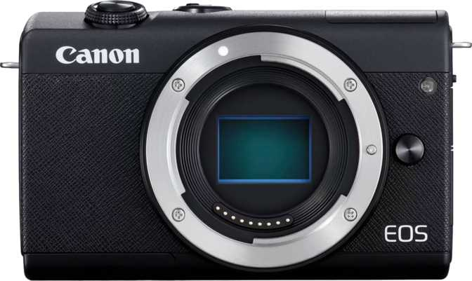 Canon EOS M200 vs Samsung WB2200F Smart Camera