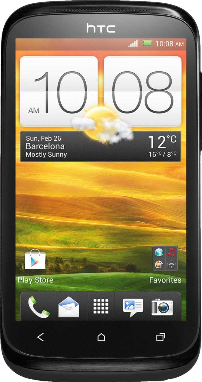 HTC HD7 vs HTC Desire X