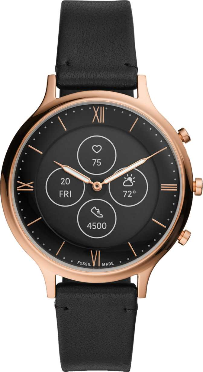 Fossil Q HR Charter vs Samsung Galaxy Watch