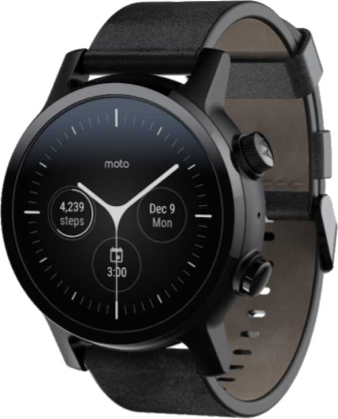 Huawei Honor Magic Watch 2 46mm vs Motorola Moto 360 (3rd Gen.)