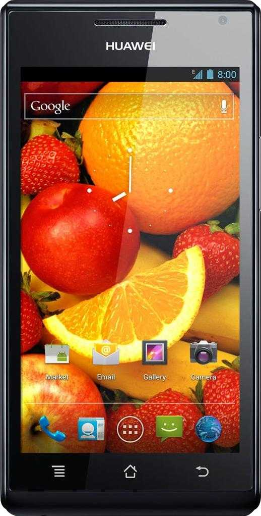LG Optimus L3 E400 vs Huawei Ascend P1 S