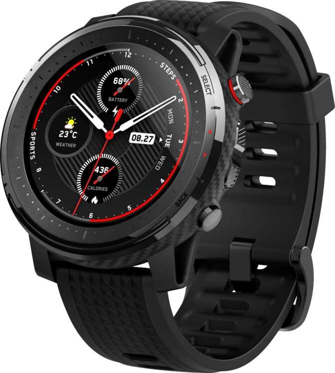 Amazfit Stratos Plus vs Amazfit Stratos 3