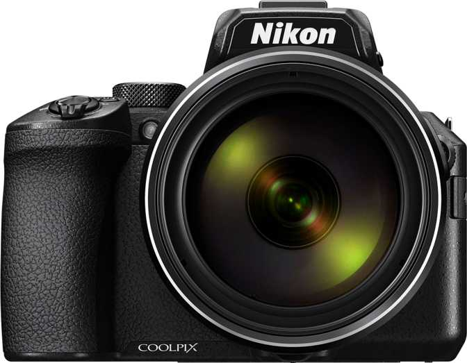 Canon EOS 6D Mark II vs Nikon Coolpix P950