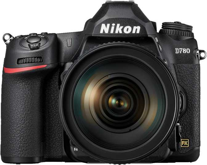Nikon D780 vs Apple iPhone 11