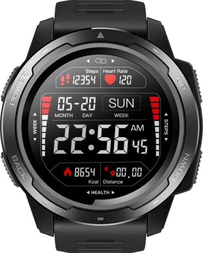 Zeblaze Vibe 5 Pro vs Haylou Smart Watch Solar LS05