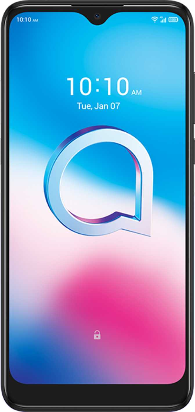 Alcatel 1V (2020) vs Alcatel 3L (2020)