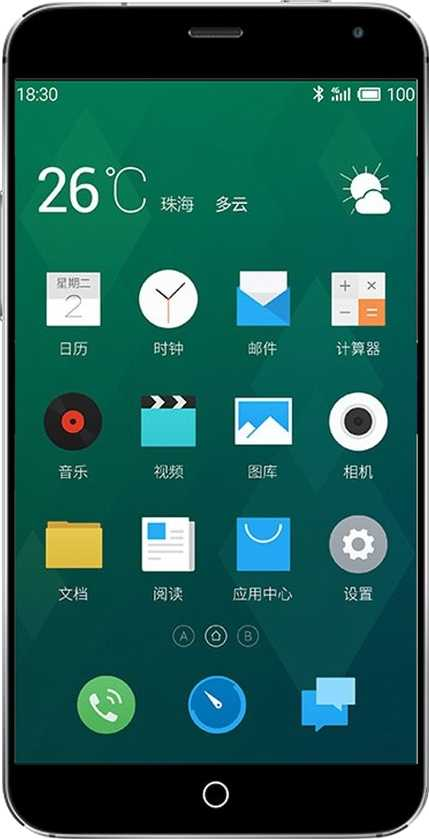Meizu MX4 vs General Mobile GM5 Plus