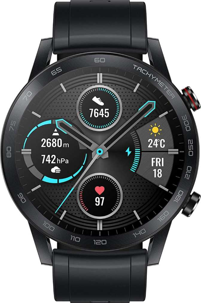 Samsung Gear S3 Frontier LTE vs Huawei Honor Magic Watch 2 46mm
