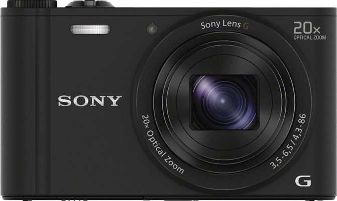 Sony Cyber-shot DSC-WX350 vs Apple iPhone 11 Pro
