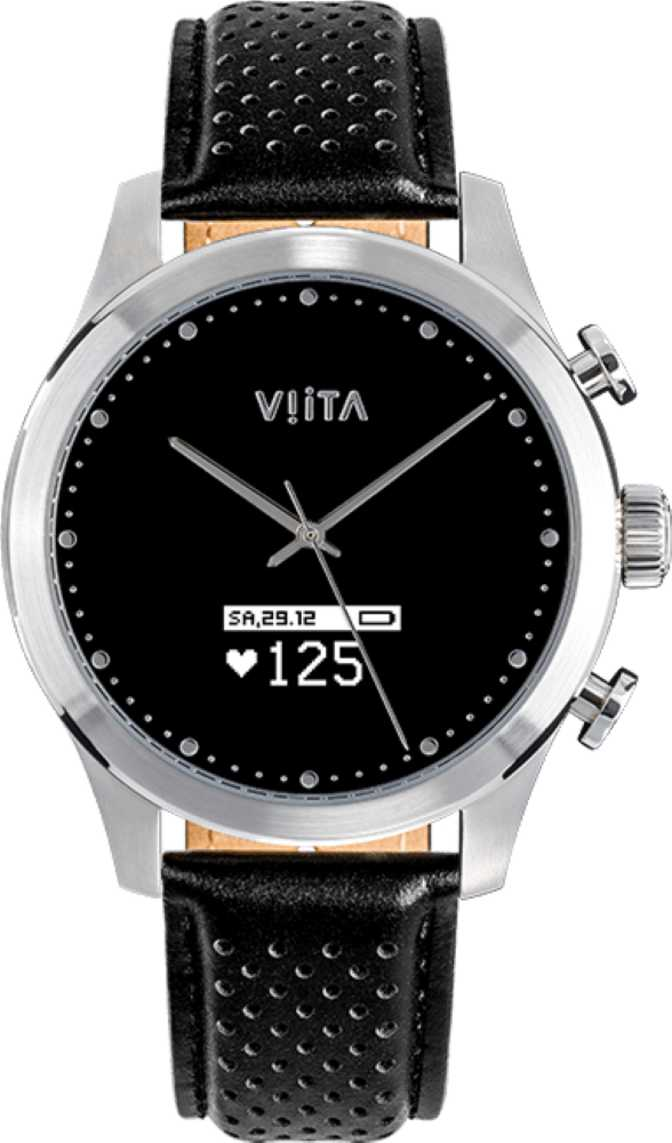 Viita Hybrid HRV Grand Classic vs Apple Watch Series 4
