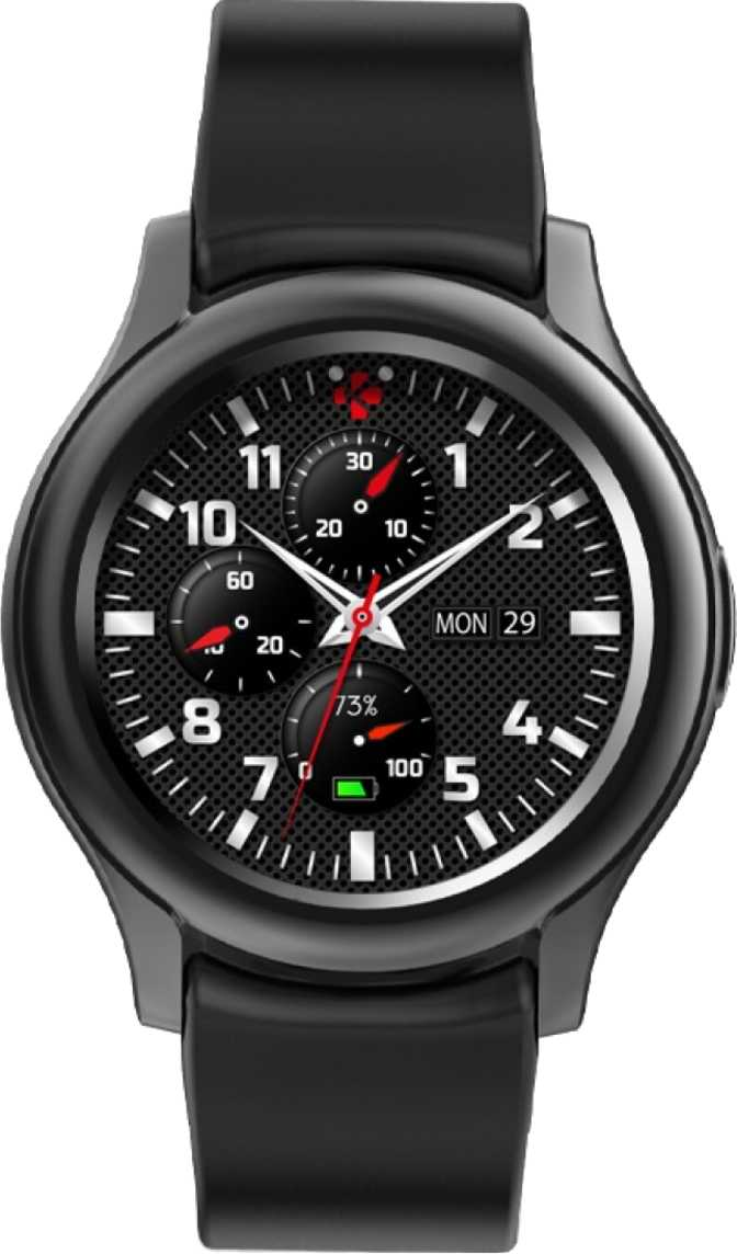 MyKronoz ZeRound3 vs Samsung Galaxy Watch Active2 LTE Stainless Steel 44mm