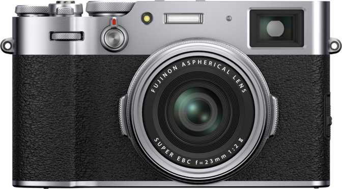 Canon PowerShot G9 X Mark II vs Fujifilm X100V