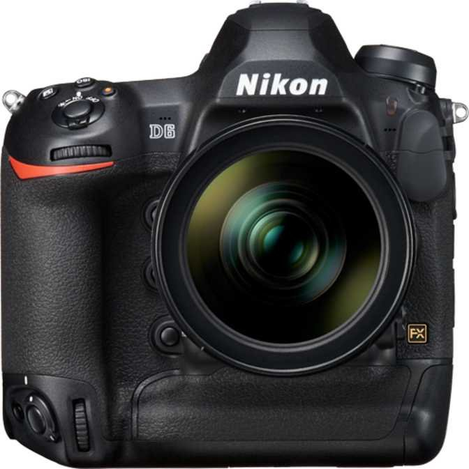 Canon EOS-1D X Mark III vs Nikon D6