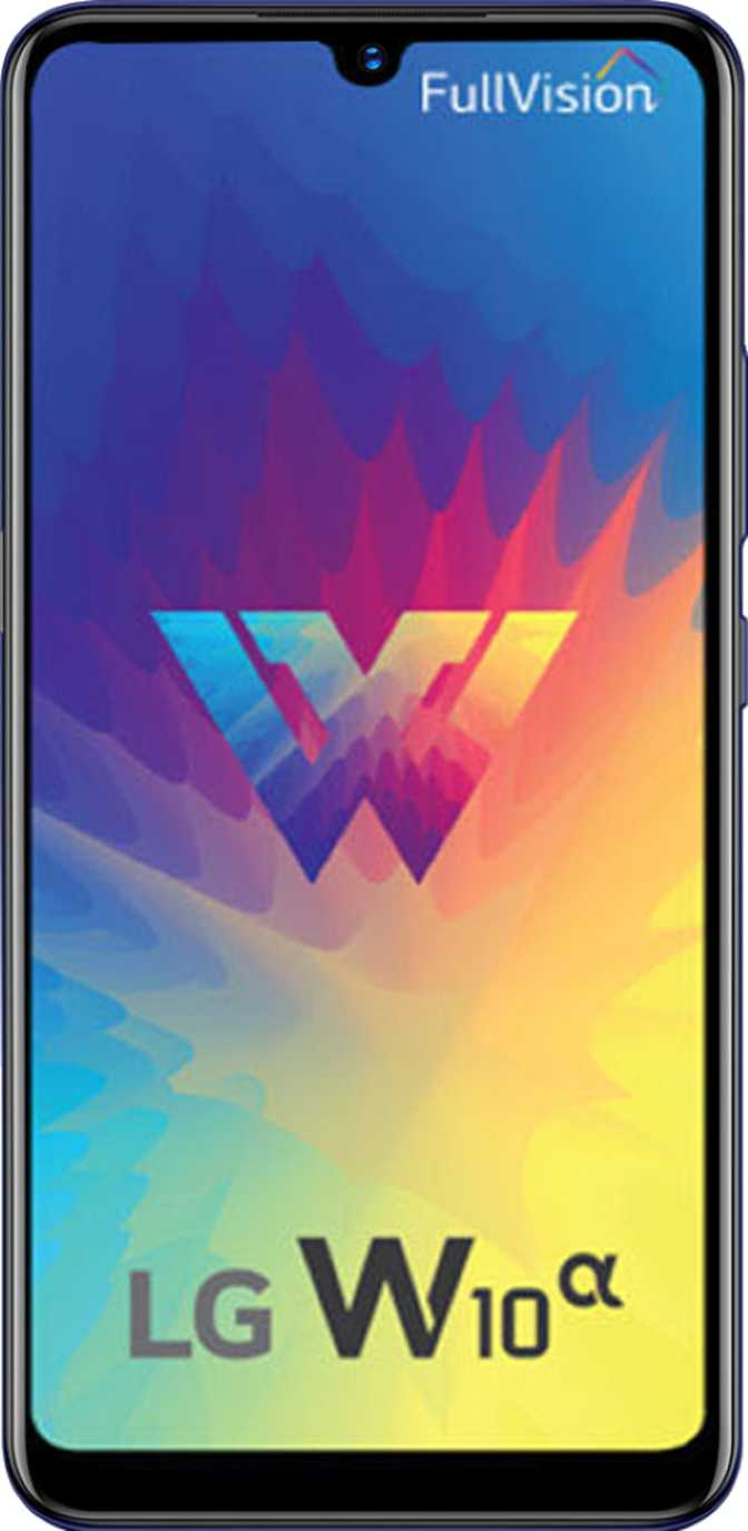 LG W10 Alpha vs Samsung Galaxy M30s