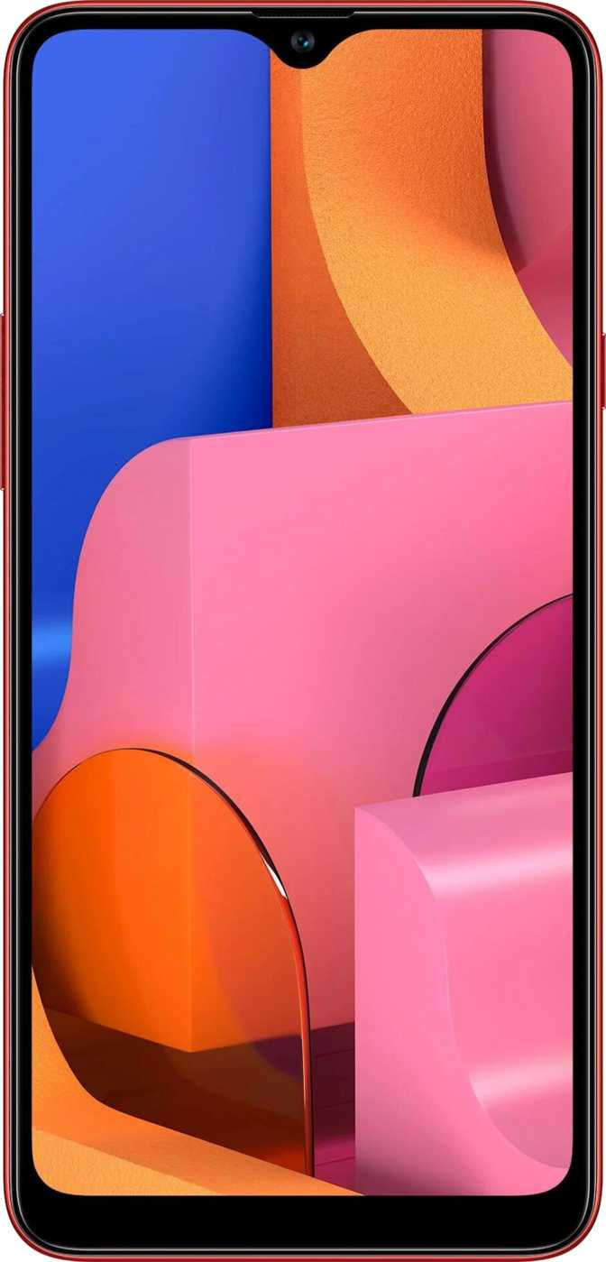 Samsung Galaxy A20 vs Samsung Galaxy A20s