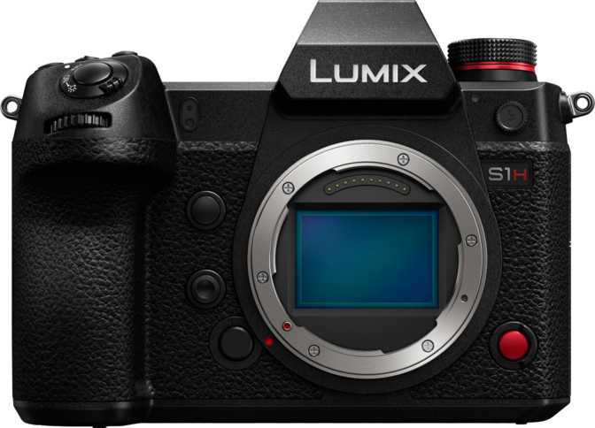 Panasonic Lumix DC-S1H vs Nikon D780