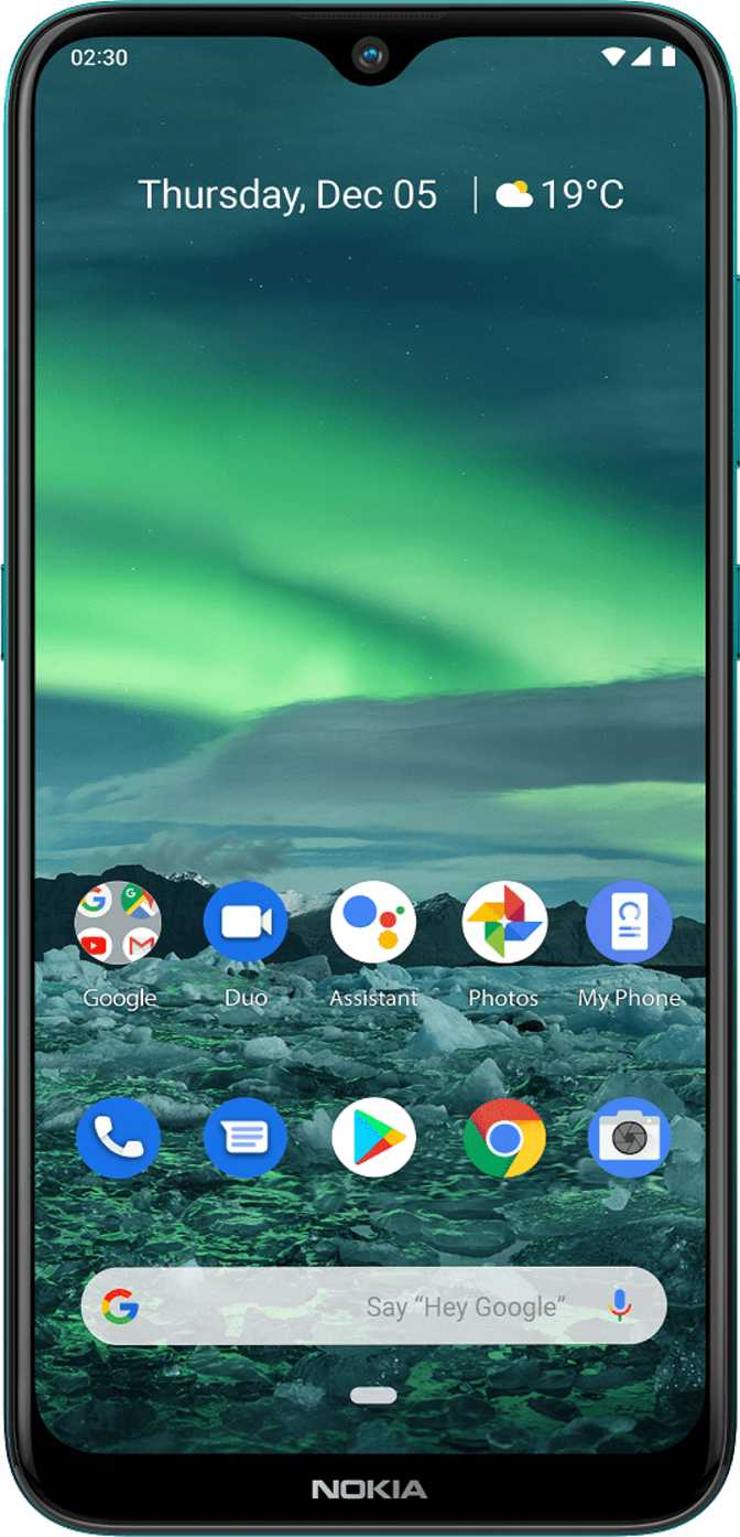 Nokia 2.3 vs Alcatel 1V (2020)