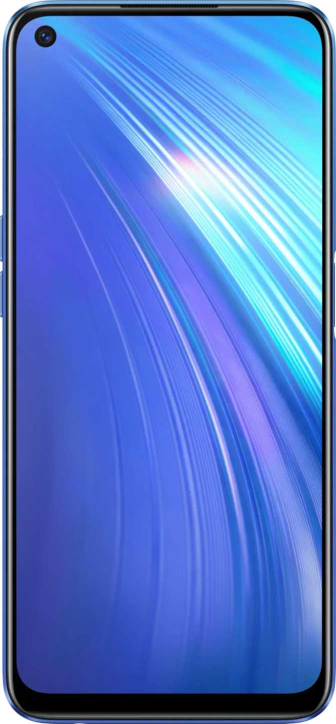Samsung Galaxy S8 vs Realme 6