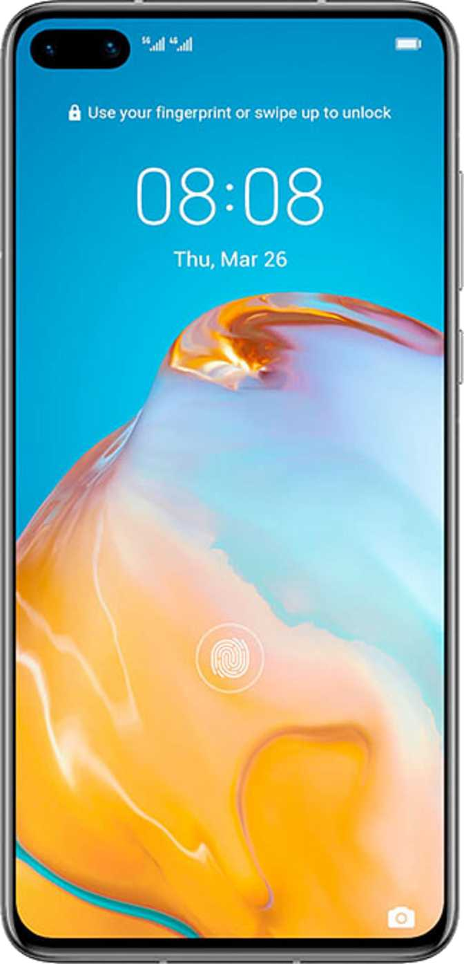 Apple iPhone 12 Pro vs Huawei P40