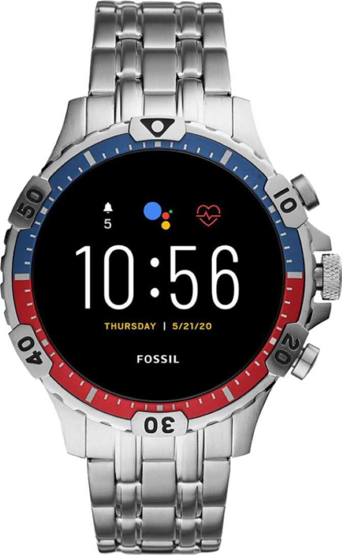 Fossil Garett HR vs Huawei Watch GT 2e