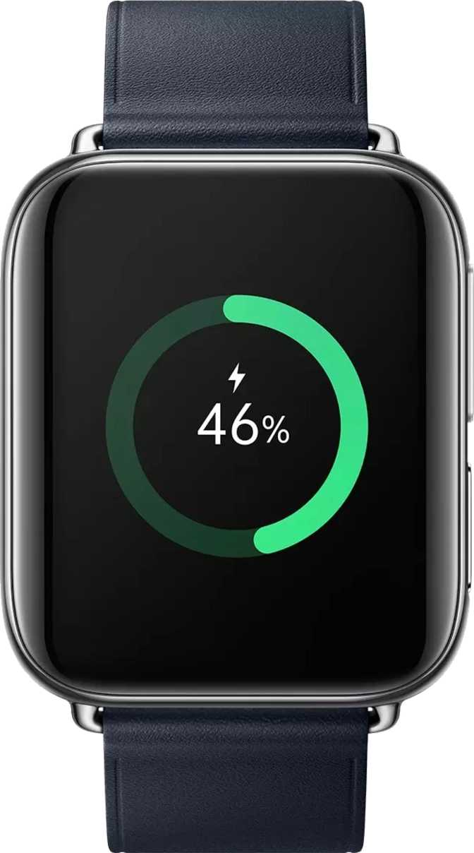 Apple Watch Series 6 vs Oppo Watch Stainless Steel