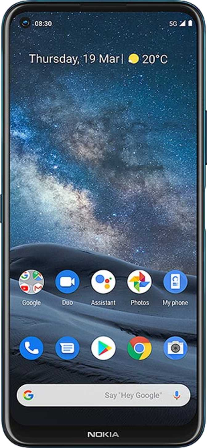Samsung Galaxy Note 10 Plus vs Nokia 8.3 5G