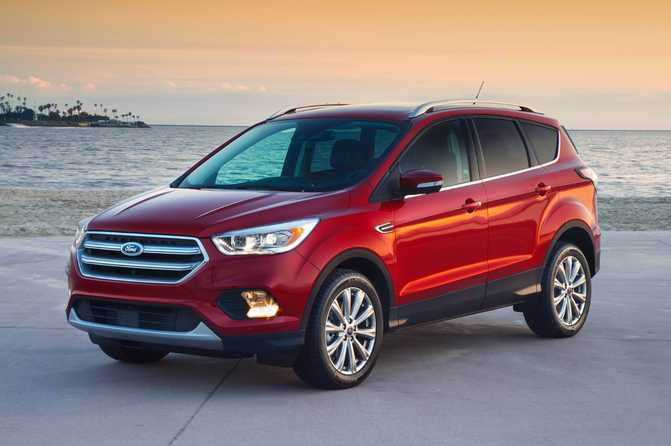 Ford Edge (2017) vs Ford Escape (2017)