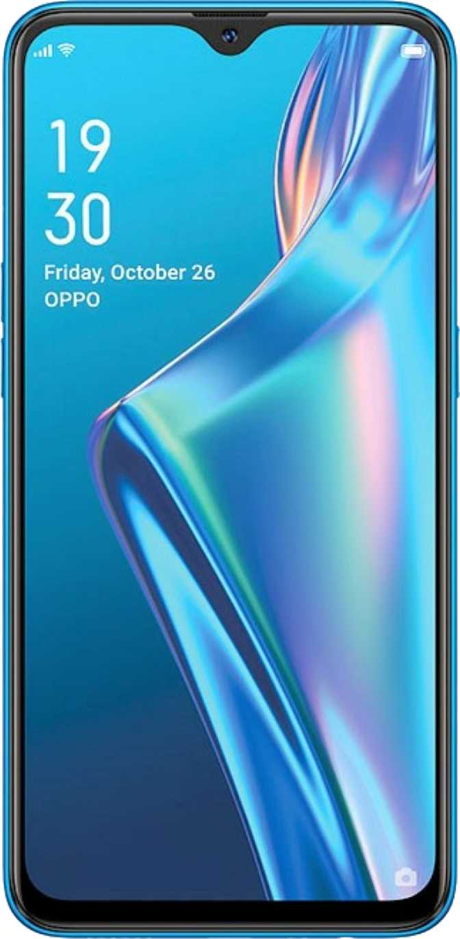 Samsung Galaxy S8 vs Oppo A12