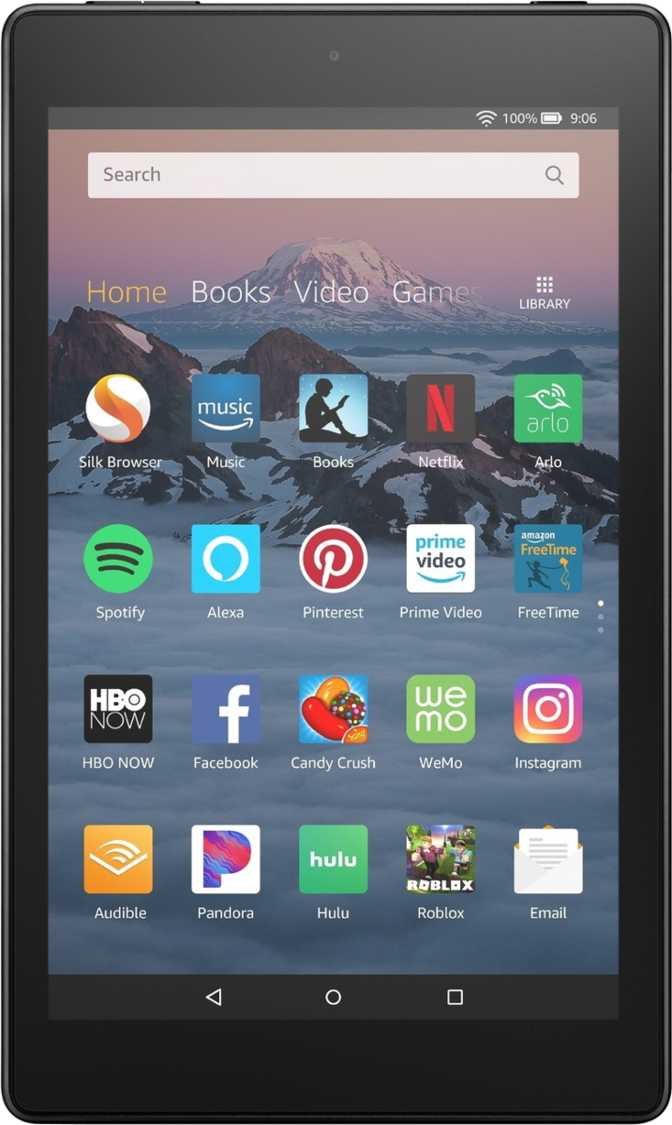 Amazon Fire HD 8 Plus (2020) vs Amazon Fire HD 8 (2020)