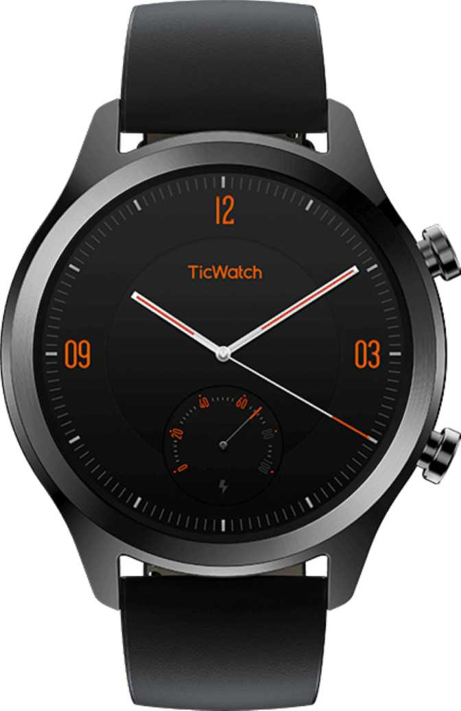 Mobvoi TicWatch Pro 3 vs Mobvoi TicWatch C2 Plus